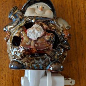 Other - Snowman,Santa Night Light